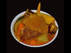 Sopa de mondongo - Cocinando en Nicaragua - YouTube