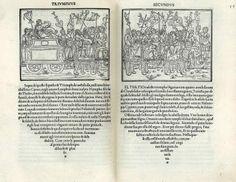 Aldus Manutius: Hypnerotomachia Poliphili. 1499.