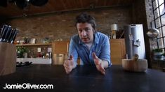 Jamie Oliver's Essential Kitchen Equipment, 30 Minute Meals, via YouTube.