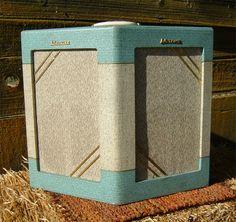vintage tube amp