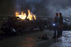 BuddyTV Slideshow | 'Supernatural' Episode 10.13 Photos: Winchesters vs. Technology