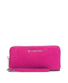 fbe119a8e31 Michael Michael Kors Wristlet - Large Flat Multi-Functional - on  sale 31%