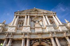 San Giobbe, Venetia San, Mansions, House Styles, Home Decor, Italia, Decoration Home, Manor Houses, Room Decor, Villas
