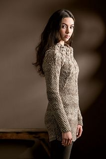 Twelve Cables Pullover by Ashley Rao, Manos del Uruguay Wool Clasica, knit.wear Fall / Winter 2013