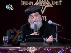 I will love You,O Lord,my strength: Pope Tawadros weekly sermon 27 Dec 2...
