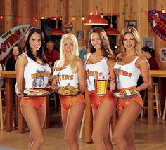 What Hooters Can Teach You About Online Content