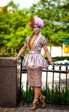 effie trinket costume this is probably the best ive seen by