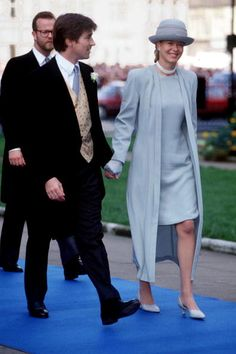 Lady Helen Taylor and husband Timothy Taylor