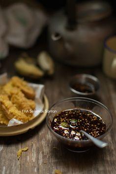 Intai-Intai Dapur FHA: PISANG GORENG & SAMBAL KICAP 'GULA KABUNG'…