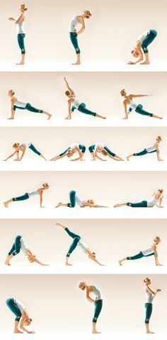 16pose sequence to help you progress in compass pose
