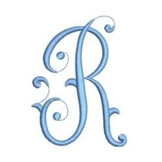 Simply Stunning - the Splendor Script Alphabet for machine embroidery. Machine embroidery designs in multiple formats Embroidery Monogram Fonts, Embroidery Alphabet, Free Motion Embroidery, Free Motion Quilting, Embroidery Applique, Machine Embroidery Designs, Embroidering Machine, Monogram Alphabet, Script Alphabet
