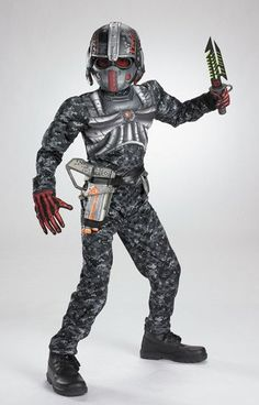 OPERATION RAPID RECON & Halo Master Chief Costume from Disguise | Halo master chief Master ...