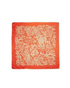 Stella McCartney Printed Silk Scarf | LuckyShops