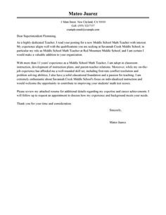 write application for job teacher cover letter best free templates ...