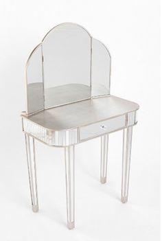 The Great Gatsby Art Deco changing table - for the walk in closet lol