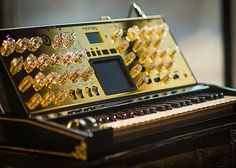 Moog Music celebrates a decade of excellence with limited edition Moog Voyager synth