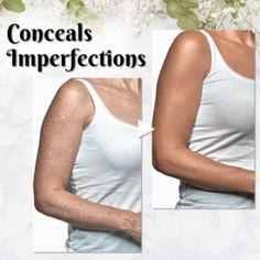 Flawless Body Concealer – Geniwo Girl Back Tattoos, Lower Back Tattoos, Perfect Legs, Im Not Perfect, Spots On Legs, Body Foundation, Beauty Hacks, Beauty Tips, Even Skin Tone