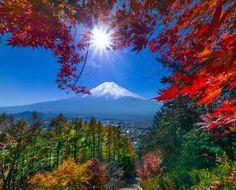 Mt. Fuji - Prasit Chansareekorn/Getty Images