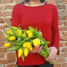 💛 Yellow Tulips 💛 Love Them 💛 Yellow Tulips, Thessaloniki, Flower Art, Greece, Sun, Beautiful, Color, Greece Country, Art Floral