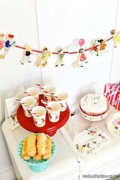 Birthday Parade karaspartyideas.com