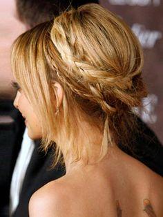 Nicole Richies hair