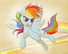 Rainbow Dash by Plaguedog.deviantart.com on @DeviantArt