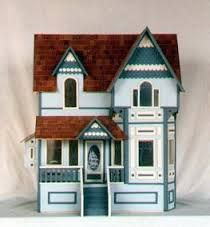 Image result for Dura-Craft Newberg dollhouse
