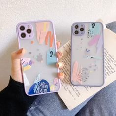 Kawaii Phone Case, Girly Phone Cases, Pretty Iphone Cases, Iphone Phone Cases, Iphone Case Covers, Unique Iphone Cases, Phone Cover, Accessoires Iphone, Graffiti