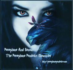 Persephane and Benson...planning, plotting.. http://persephanependrake.com