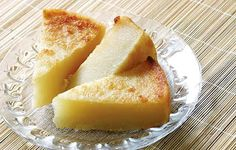 Cassava Coconut Vietnamese Cake - Dessert Quick Easy Recipes - Food Forum
