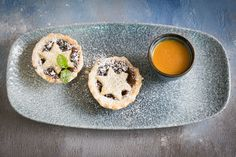 59 at The Hollies Mince Pies with Brandy Butter
