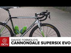 Probamos la bici de Davide Formolo Cannondale SuperSix Evo (vídeo) | Bicicletas de segunda mano y bicicletas nuevas en oferta