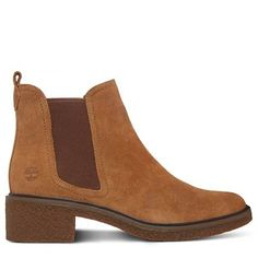 Shop Women's Brinda Chelsea Tan today at Timberland. The official Timberland online store. Free delivery & free returns.