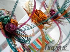 Hapene for events and corporate New Zealand Art, Plant Hanger, Floral Arrangements, Centerpieces, Weaving, Arts And Crafts, Wedding Inspiration, Colours, Flowers