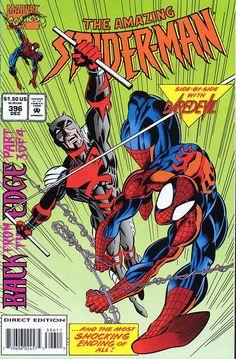 The Amazing Spider-Man (Vol. 1) 396 (1994/12)