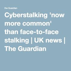We     ve learnt the definition of the term      cyberstalking       along with some Pinterest