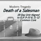Death of a Salesman Unit with ELA and Common Core Alignment.This unit contains everything you need and more to teach this modern tragedy.