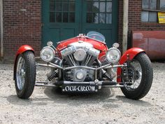 Ace Threewheeler #12 by kitchener.lord, via Flickr