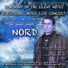 Symphony of the Silent Notes live concert recording The album can be downloaded from here https://nordmusic.bandcamp.com/