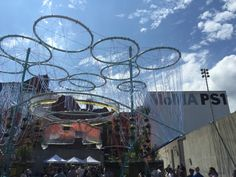 Lei Lee Jewels photo of MoMA PS1 and COSMO