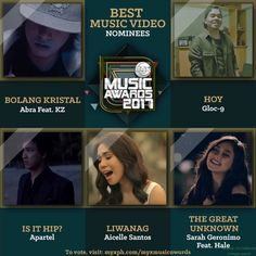 MYX Music Awards   The Best of The Best in OPM This 2017