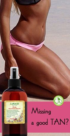 You can use this body serum two hours before going to the pool or the beach, the results are amazing. You can get a beautiful color from it and wait to receive lots of compliments on your tan all the time. Your skin stays tan and moisturized. Learn More at https://justnutritive.com/body-nutritive-serum-01/