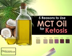 5 Reasons to Use MCT Oil for Ketosis