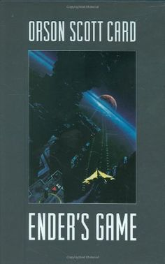 Enders Game (The Ender Quintet) by Orson Scott Card 0765317389 9780765317384 Happy Reading, Reading Lists, New Books, Good Books, Orson Scott Card, Ender's Game, Reading Adventure, Best Novels