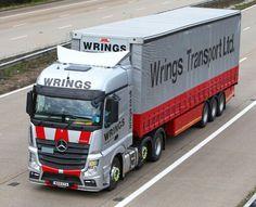 Wrings Transport Ltd