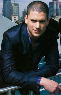 Wentworth Miller - Rory Ferguson, Kiara's oldest brother Michael Scofield, Captain Cold And Heatwave, Wentworth Miller Prison Break, Michael And Sara, Leonard Snart, Sarah Wayne Callies, Dominic Purcell, Cw Series, Dc Legends Of Tomorrow