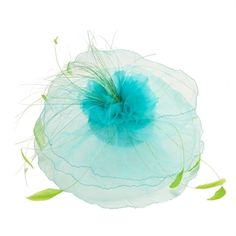 Giovannio by Emma B Flower Fascinator Headband with Feathers #VonMaur