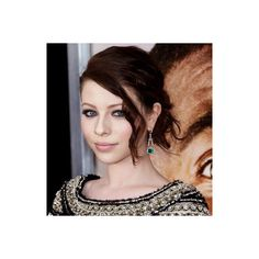 Michelle Trachtenberg ❤ liked on Polyvore featuring michelle trachtenberg
