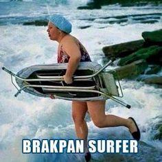 Go, Brakkies, Go!