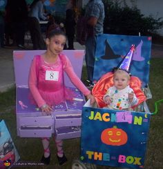 Jewelry Box Ballerina  and Jack in the Box